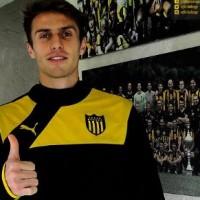 El zaguero Brasileño Bressan se sumó a los entrenamientos de Peñarol