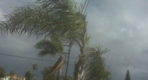 SINAE activó protocolo de emergencia por el ciclón: se abren refugios y se acumulan alimentos