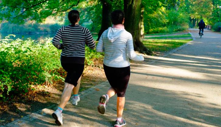 Los uruguayos cada vez hacen más actividad física. Foto: Shutterstock