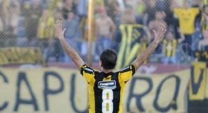 Se despidió el último ídolo de Peñarol, Antonio Pacheco