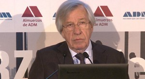 El ministro Danilo Astori aseguró que el corazón de la inflación, es decir la permanencia de los precios, está bajando