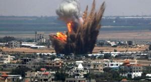 Francia bombardeó Siria en represalia por el atentado de Niza y dejó 164 civiles muertos