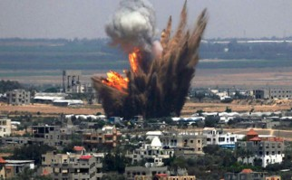 Francia bombardeó Siria en represalia por el atentado de Niza y dejando 164 civiles muertos. Foto ilustrativa