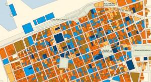 """La """"nueva"""" Ciudad Vieja tendrá circuitos únicos de transporte público, veredas renovadas, wifi en puntos clave y luces Led"""
