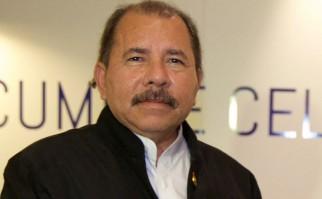 Daniel Ortega, Presidente de Nicaragua. Foto: Flickr.