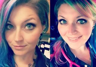 La 'perfecta respuesta' de una enfermera a quienes la critican por su apariencia