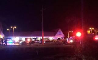Tiroteo en club nocturno de Florida deja al menos dos muertos y 16 heridos. Foto: @10NewsWTSP