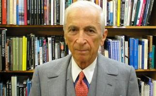 Gay Talese, autor del libro. Foto: Wikimedia Commons.