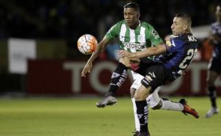 Atlético Nacional e Independiente del Valle igualaron en la primera final de la Copa Libertadores