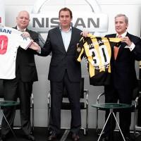 Nissan cerró acuerdo con Peñarol y Nacional y auspiciará a ambos en la nueva temporada