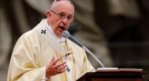 El Papa Francisco aseguró que el mundo está ante una guerra de intereses. Pero no es una guerra de religiones
