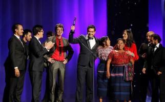 Premio Platino a la mejor ópera prima: Ixcanul.