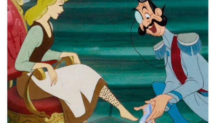 'Las princesas tienen pelo' campaña contra la depilación obligada.