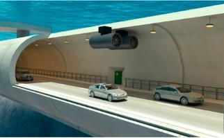 Noruega construirá el primer túnel flotante del mundo.