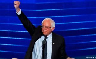 "Bernie Sanders: ""Hillary debe ser la presidenta de EE.UU."". Foto: @Reuters"