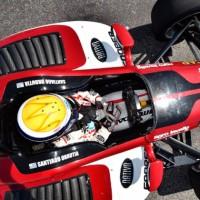 Urrutia cuarto en la 8va fecha de la Indy Lights y segundo en el campeonato