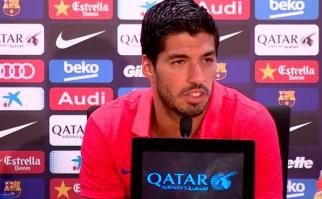 """Suárez sobre Tabárez: """"Lo veo bien, con ganas y muy lúcido"""""""