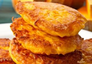 Exquisitas tortitas dulces de calabaza, adaptable a todas tus comidas