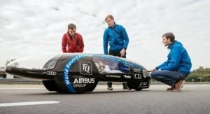 Este es el auto eléctrico más eficiente del mundo