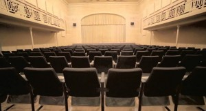 Complejo Cultural Politeama-Teatro Atahualpa del Cioppo premiado en Bienal de Arquitectura y Urbanismo y como Mejor Intervención en Obras