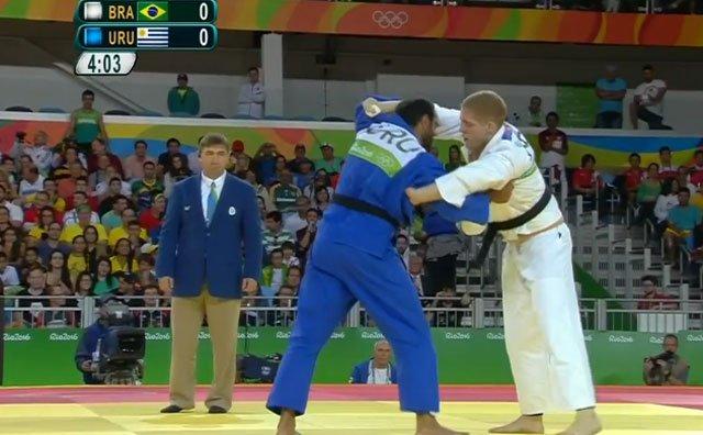 Foto: Captura de pantalla / transmisión oficial Rio 2016.