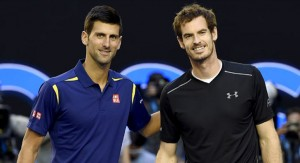 Djokovic y Murray parten como favoritos para el US open