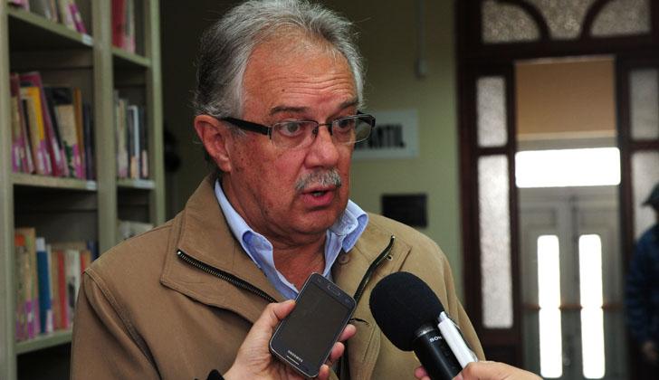 Jorge Menéndez, nuevo ministro de Defensa. Foto: archivo Presidencia del Uruguay.
