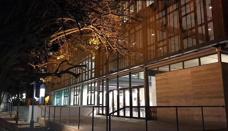 UTEC comenzó a configurar su diseño institucional desde su inauguración a comienzos de 2013, al tiempo que definía sus primeras carreras y en qué departamentos ubicaría sus centros educativos.