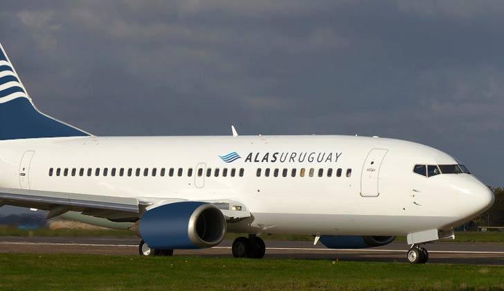 Nacionalistas preguntan al Gobierno si Alas-Uruguay fue capitalizada por 2 millones de dólares.