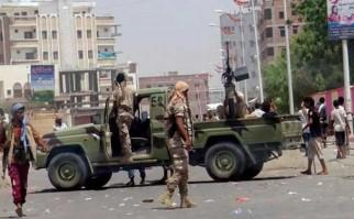 Al menos 60 personas murieron tras un atentado suicida reivindicado por el EI en Yemen. Foto: @Reuters