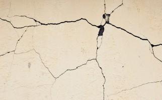 Un novedoso bio-concreto podría reparar grietas en las paredes. Foto con fines ilustrativos: Jens karlsson.