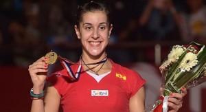 """Carolina Marín, la medallista más """"insoportable"""" de Río 2016"""