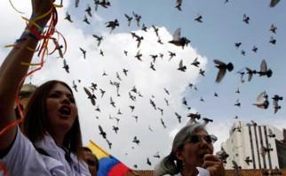 'Timockenko' anunció el cese al fuego definitivo de las FARC. Foto: EFE