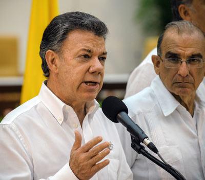 Acuerdo de paz duradera en Colombia comienza este lunes. Uruguay reitera su disposición a continuar colaborando con las partes