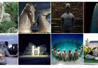 Diez impresionantes esculturas repartidas por el mundo