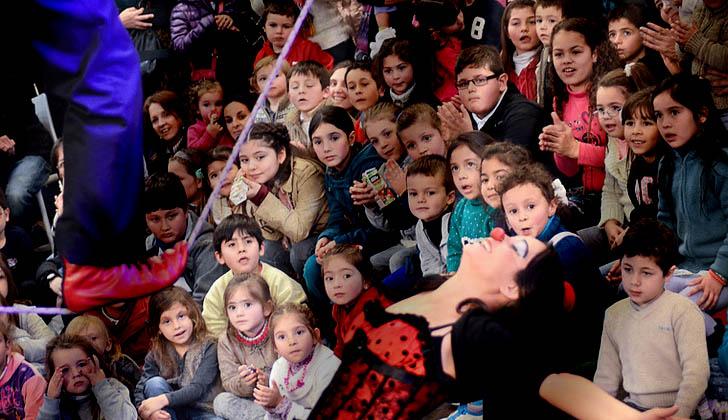El Festival Internacional de Circo de Montevideo lanza su segunda edición