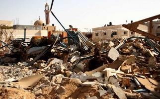 Palestina reclama a TPI investigación por crímenes de guerra en Franja de Gaza. Wiki Commons