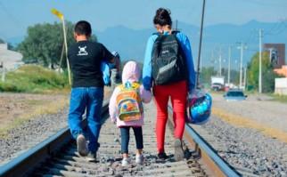 En el primer semestre de 2016 EE.UU. detuvo a 26 mil menores de edad en la frontera . Foto: Unicef