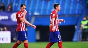 Empate para el Atlético Madrid y victoria para el Real Madrid es el saldo de este sábado de Liga española