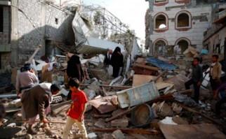 ONU exige persecución e investigación de crímenes de guerra en Yemen.