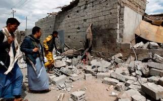 ONU: al menos 10 mil personas han muerto por la guerra civil en Yemen . Foto: AP