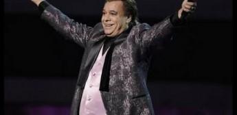 Cantante mexicano Juan Gabriel falleció a los 66 años
