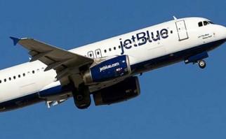 JetBlue aterrizó en Santa Clara e inauguró los viajes regulares directos entre Cuba - EE.UU . Foto: Archivo
