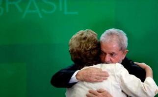"""Lula sobre impeachment: """"Es la vergüenza nacional"""". Foto: EFE"""