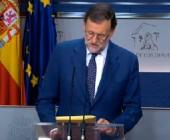 Socialistas ratifican que votarán en contra de Mariano Rajoy durante el proceso de investidura