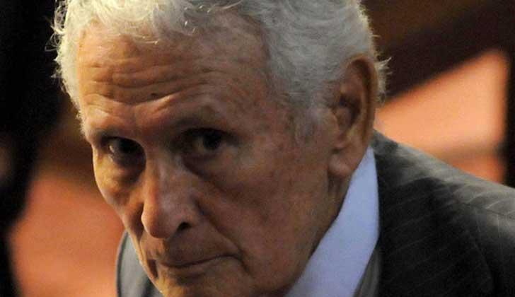 Conceden prisión domiciliaria al condenado por crímenes de lesa humanidad, Miguel Etchecolatz.