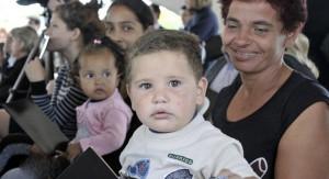 Construirán 167 nuevos Centros de Atención a la Infancia y la Familia (CAIF) y ampliarán otros 50