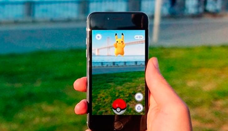Pokémon GO Foto: Flickr
