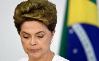 Inicio del juicio político a Dilma Rousseff. Foto: AFP