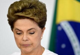 Inicio del juicio político a Dilma Rousseff